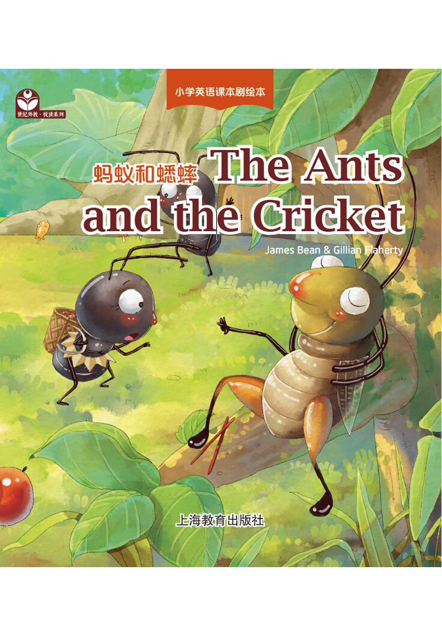 The Ants and the Cricket蚂蚁和蟋蟀